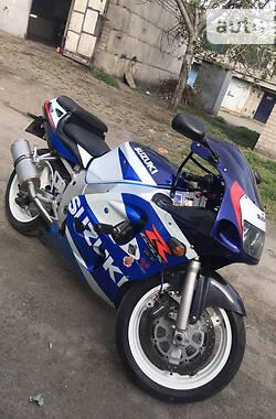 Спортбайк Suzuki GSX R 600 2000 в Днепре