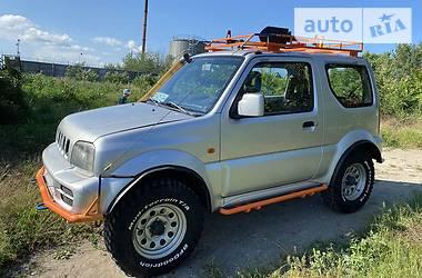 Внедорожник / Кроссовер Suzuki Jimny 2008 в Николаеве