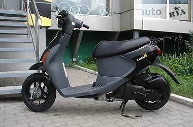 Suzuki Lets 4 2015 в Днепре