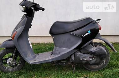 Suzuki Lets 4 2009 в Дрогобичі