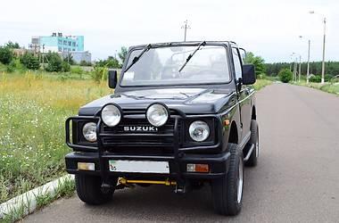 Suzuki Samurai 1987 в Кременной