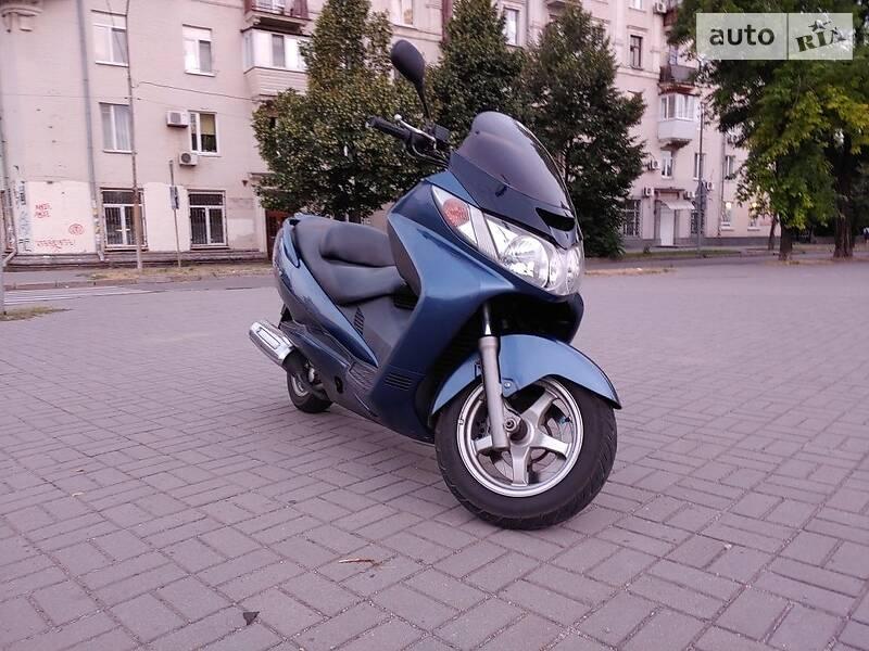 Suzuki Skywave 250 2005 в Запорожье