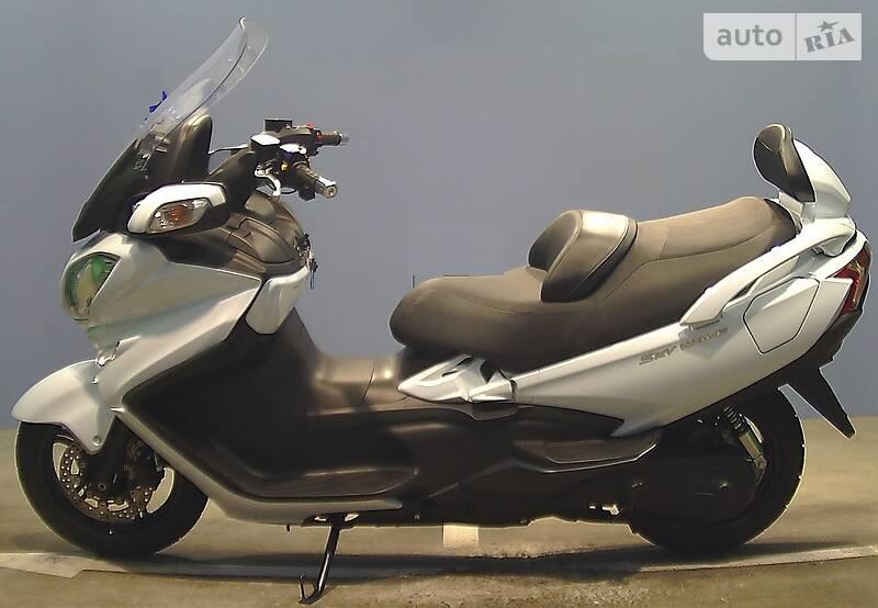 Максі-скутер Suzuki Skywave 2016 в Одесі