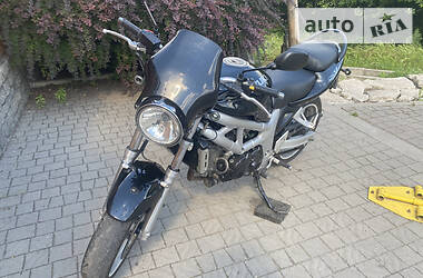 Мотоцикл Без обтекателей (Naked bike) Suzuki SV 650 2002 в Запорожье