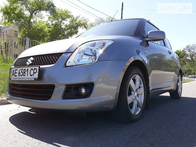 Suzuki Swift 2008 в Днепре