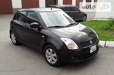 Suzuki Swift 2008 в Луцке
