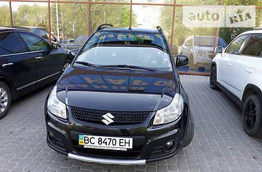 Suzuki SX4 2014 в Львове