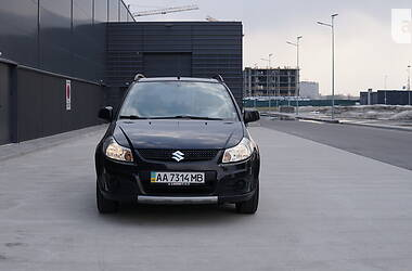 Suzuki SX4 2010 в Киеве