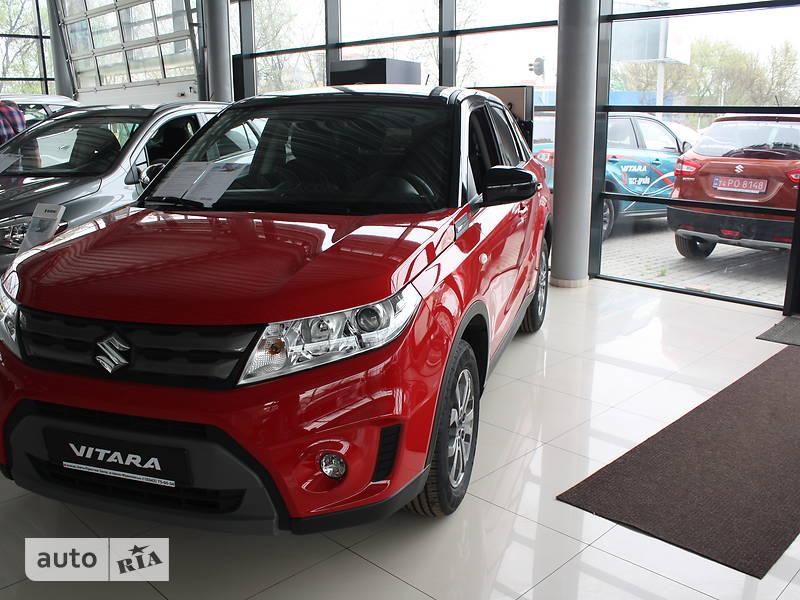 Suzuki Vitara 2018 года