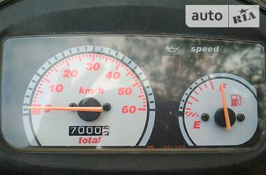 Suzuki ZZ 2009 в Овидиополе