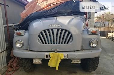 Tatra 138 1960 в Новом Роздоле