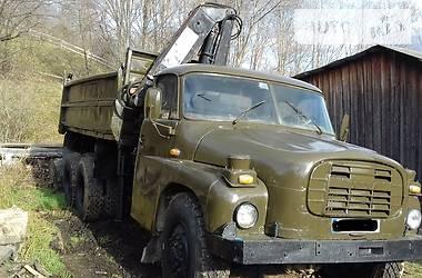 Tatra 148 1986 в Рахові