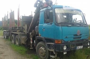 Tatra 815 2001 в Львові