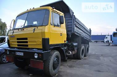Tatra 815 1991 в Дрогобыче