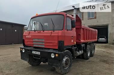 Tatra Т 815 2000 в Богородчанах