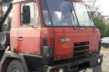Tatra UDS 1989 в Кривом Роге