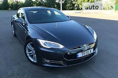Tesla Model S EVRO 2013