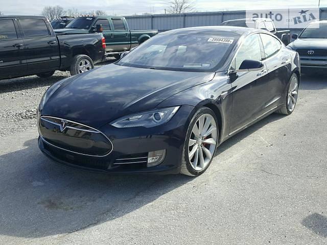 Tesla Model S 2014 в Запорожье