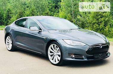 Tesla Model S 2014 в Ровно