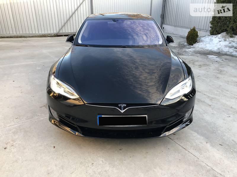 Tesla Model S 2016 года в Киеве