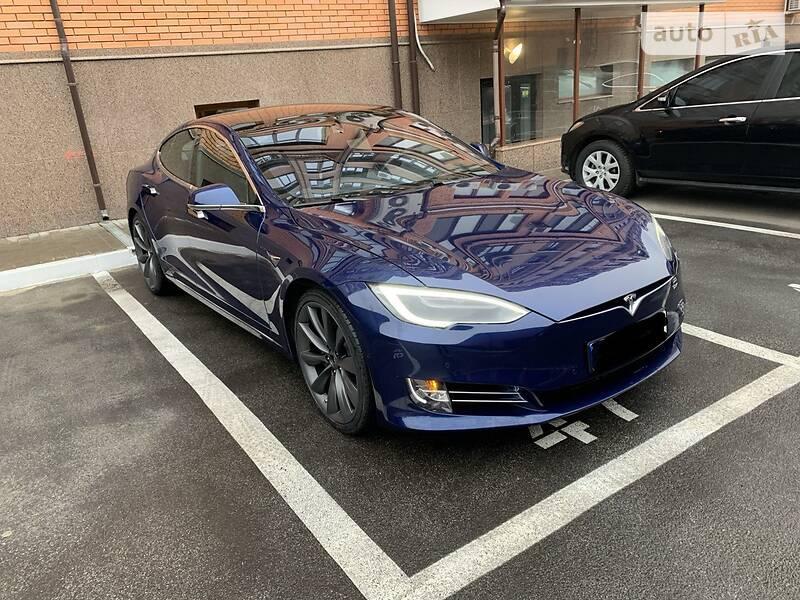 Tesla Model S 2018 в Харькове