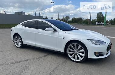 Tesla Model S 2013 в Луцке