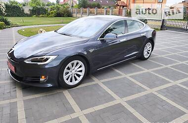 Tesla Model S 2016 в Луцке