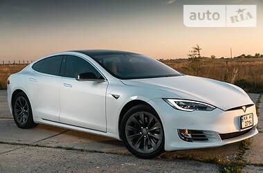 Tesla Model S 2016 в Білій Церкві