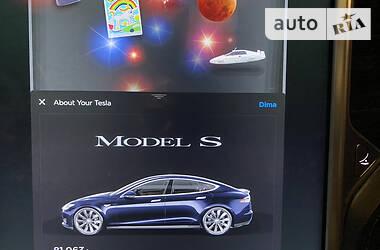 Седан Tesla Model S 2014 в Киеве