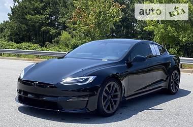 Лифтбек Tesla Model S 2021 в Львове