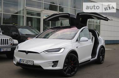 Tesla Model X P100D 2019 в Киеве