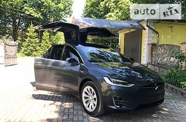 Tesla Model X 2016 в Черновцах