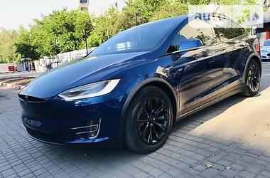 Внедорожник / Кроссовер Tesla Model X 2017 в Одессе
