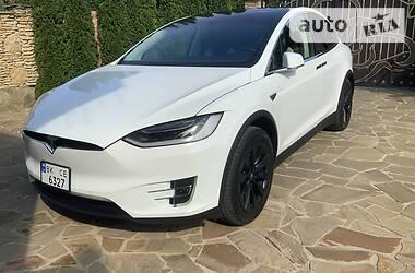 Tesla Model X 2016 в Ровно