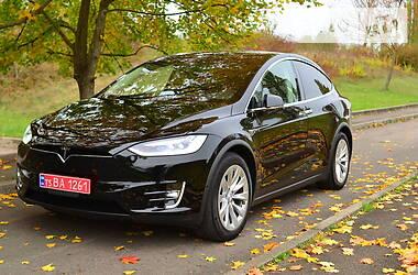 Tesla Model X 2018 в Ровно