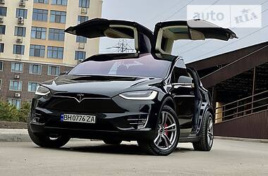 Tesla Model X 2016 в Одесі