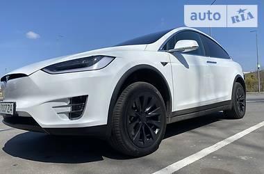 Tesla Model X 2019 в Вінниці