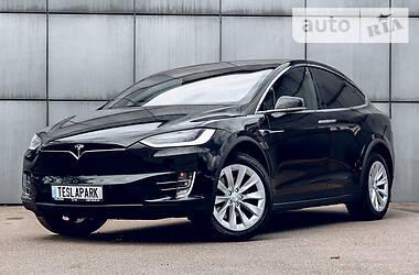 Внедорожник / Кроссовер Tesla Model X 2017 в Киеве