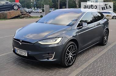 Внедорожник / Кроссовер Tesla Model X 2016 в Одессе