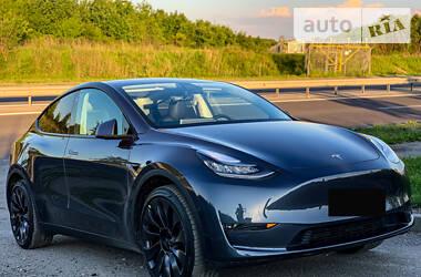 Позашляховик / Кросовер Tesla Model Y 2020 в Львові