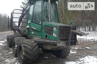 Timberjack 1110 2001 в Коростене