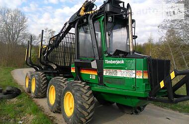 Timberjack 678 1992 в Виннице