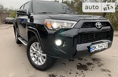 Toyota 4Runner 2017 в Ровно