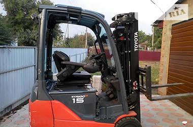 Toyota 8 FBET 15 2010 в Кропивницком