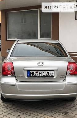 Toyota Avensis 2007 в Теребовле