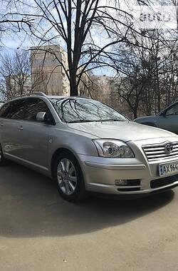 Универсал Toyota Avensis 2005 в Харькове
