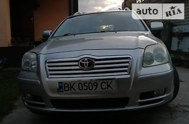 Универсал Toyota Avensis 2004 в Костополе