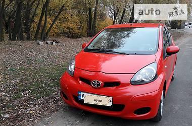 Toyota Aygo 2011 в Киеве