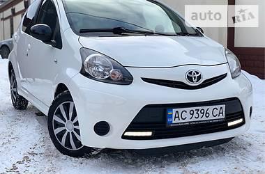 Toyota Aygo 2013 в Ровно