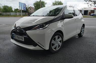 Toyota Aygo 2015 в Днепре